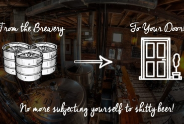 Buy beer directly from a brewery online