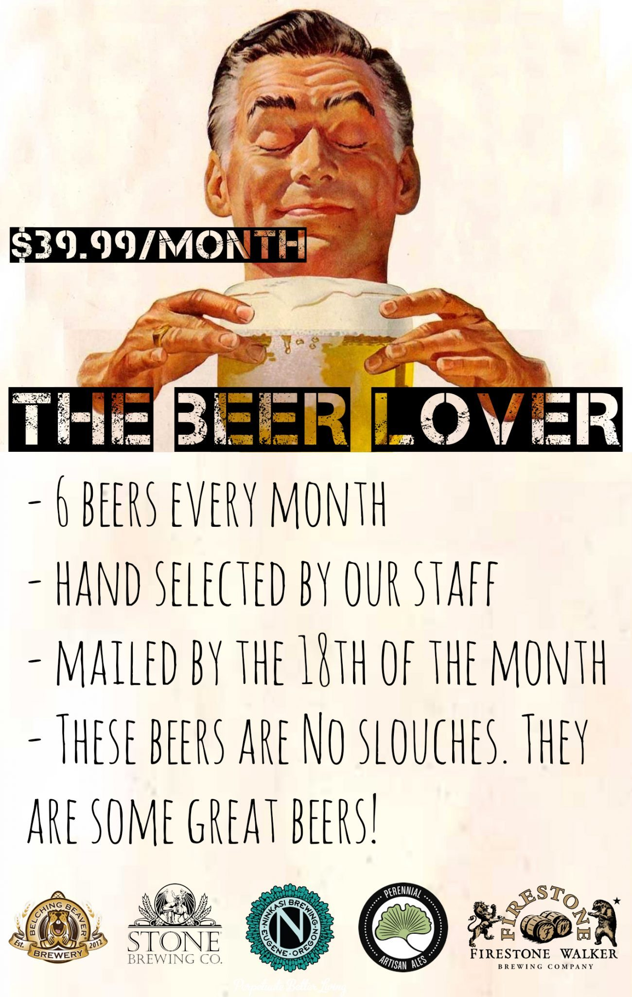 beer lover craft beer club