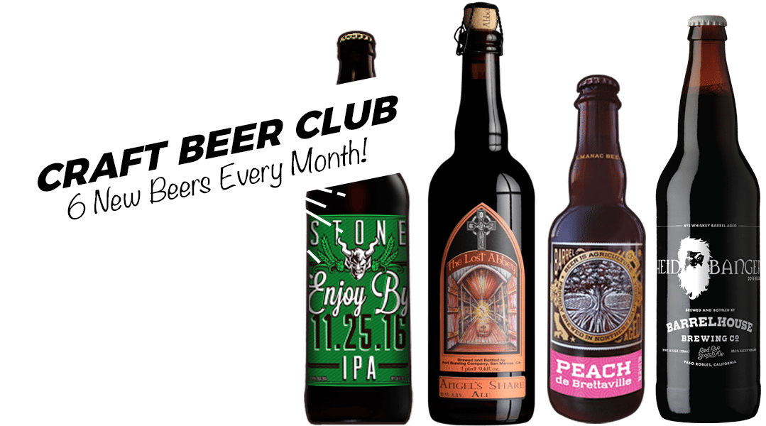 best RARE craft beer club
