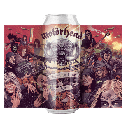 Motörhead Born to Lose IPA