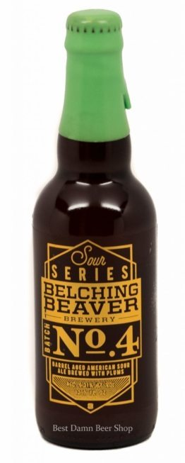 Buy BELCHING BEAVER SOUR SERIES #4 500ml PLUM SOUR Online