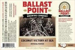 Buy Ballast Point Coconut Victory At Sea 2016 22oz NO LIMIT Online