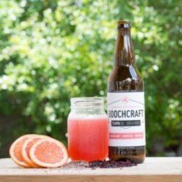 Buy BoochCraft Grapefruit Hibiscus Heather 22oz 7.0% Online