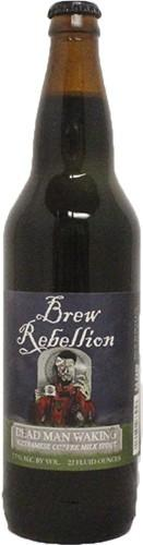 Buy Brew Rebellion Dead Man Walking Vietnamese Coffee Stout 22oz Online