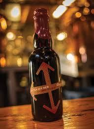 Buy Crux Banished Better Off Red Flemish sour 375ml Online