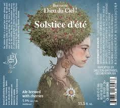 Buy Dieu Du Ciel! Solstice D'ete Raspberry Online
