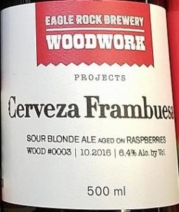Buy Eagle Rock Cerveza Frambuesa Online