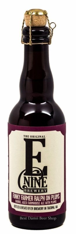 Buy Engine House No. 9 Funky Farmer Ralph On Plums 375ML Online