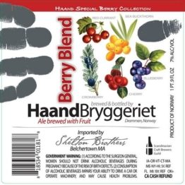 Buy HaandBryggeriet Berry Blend Online