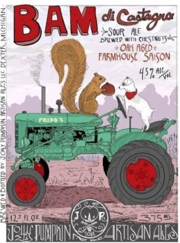 Buy Jolly Pumpkin Bam Di Castagna 375ml LIMIT 1 Online