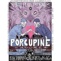 Buy Jolly Pumpkin / North Peak Porcupine de Amore 750ml Online