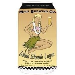 Buy Maui Bikini Blonde Lager Online