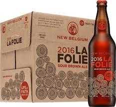 Buy New Belgium Lips of faith La Folie 22oz SOUR Online