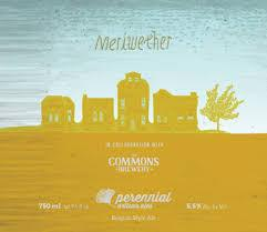 Buy Perennial Artisan Ales/ The Commons Brewery Meriwether Saison 750ML Online