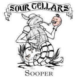 Buy Sour Cellars Sooper golden w/peaches 750ml Online