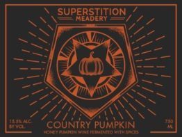 Buy Superstition Meadery Country Pumpkin 750ml Online