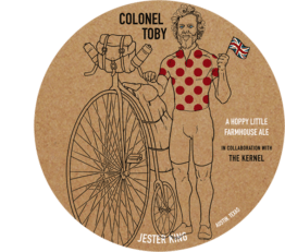 Buy Jester King Colonel Toby 750ml LIMIT 1 Online