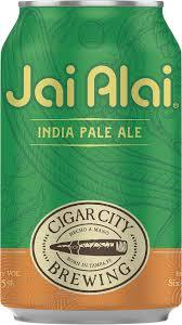 Buy Cigar City Brewing Jai Alai IPA 12oz cans Online