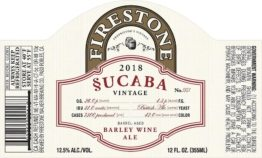 Buy NO LIMIT Firestone Walker Sucaba Barrel-Aged Barley Wine 12oz NO LIMIT Online