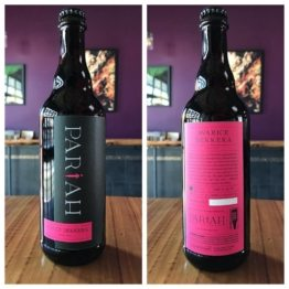 Buy PARIAH BREWING COMPANY AVARICE DEKKERA 500ml Anniversary Sour Online