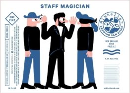 Buy Mikkeller Staff Magician New England Style Pale Ale 16oz can Online