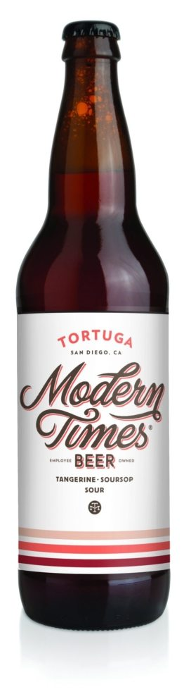 Buy Modern Times Tortuga 22oz Berliner with tangerines Online