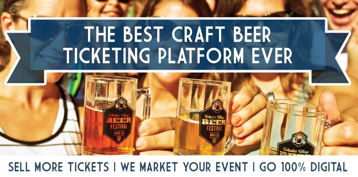 CRAFT BEER TICKETING PLATFORM