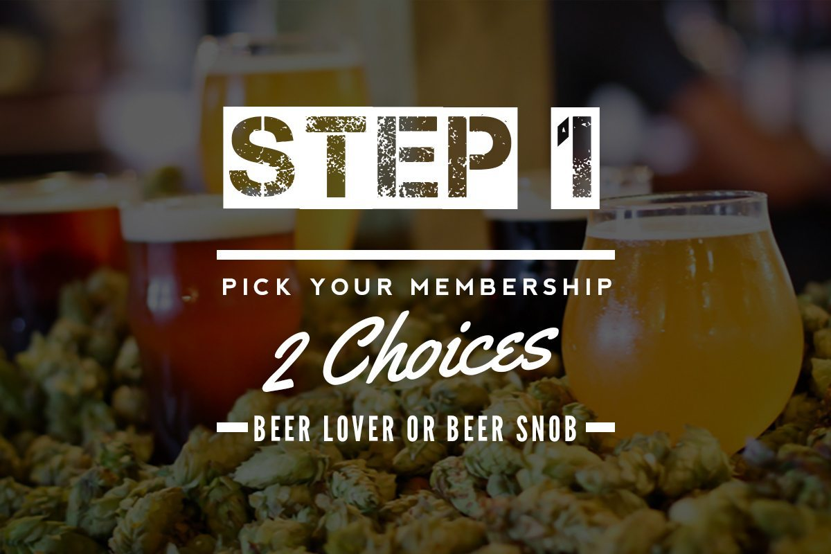 craft beer membership club