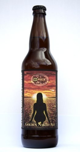 101 North Brewing Golden Naked Ale