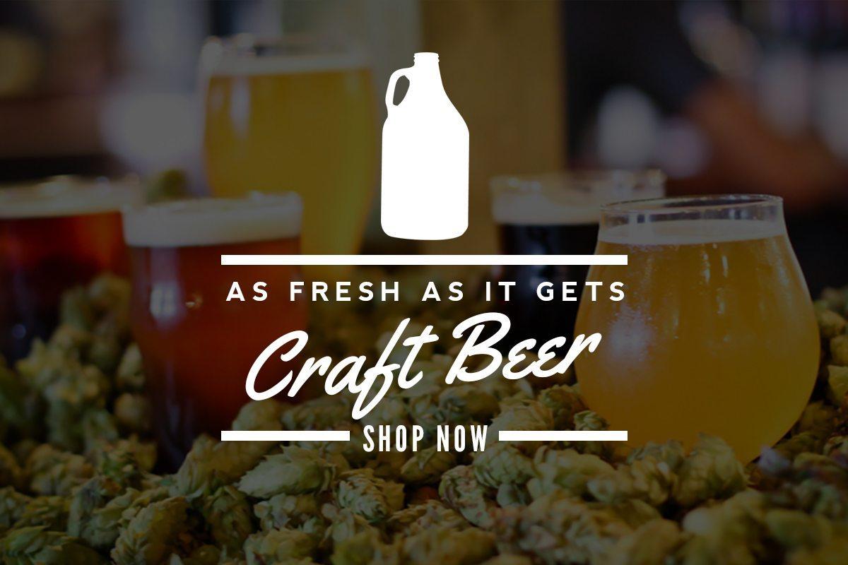Buy Craft Beer