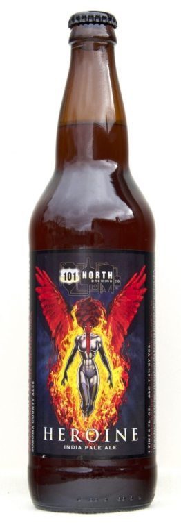 101 North Brewing Company Heroine IPA