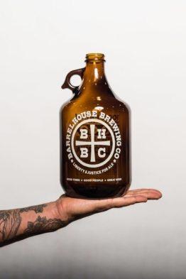 BarrelHouse Branded Growler - 64oz