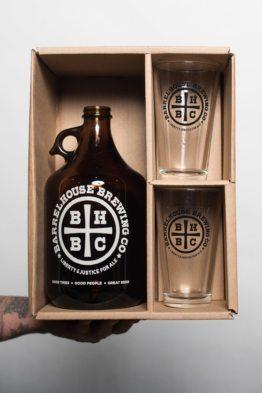 BarrelHouse Growler Gift Box