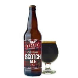 Buy Legacy Brewing Co Clan Ross Scotch Ale Online