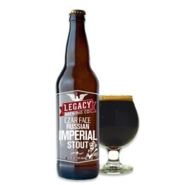 Buy Legacy Brewing Co Czar Face Russian Imperial Stout Online