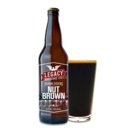 A malty beer that uses it's hop flavor to complement & enhance its chocolate & caramel characters.