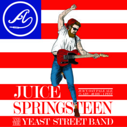 Juice Springsteen and the Yeast Street Band