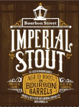 Buy Abita Bourbon Street Imperial Stout Aged in Bourbon Barrels Online