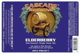 Buy Cascade Elderberry 750ml LIMIT 2 Online