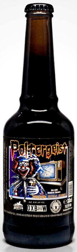 Buy Freigeist pizza port Oxbow collab Poltergeist 330ml Online