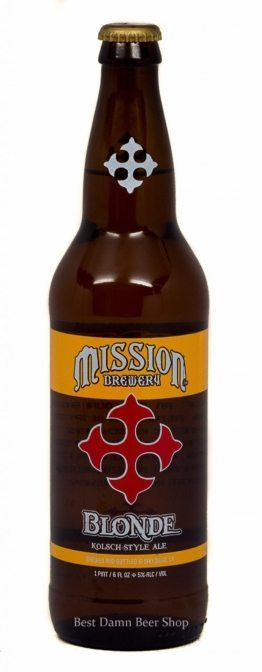 Buy Mission Blonde Ale Online