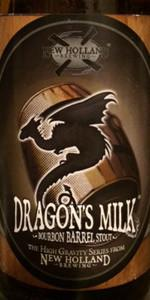 Buy New Holland Dragon's Milk Bourbon aged stout 22oz Online