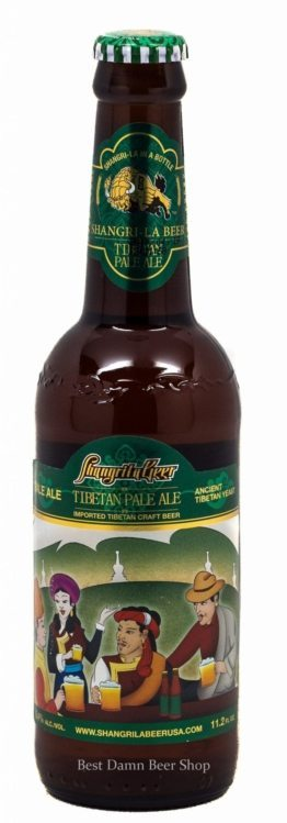 Buy Shangri La Highland Brewery- Tibetan Pale Ale Online