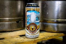Buy Pizza Port Brewing Co. Bacon & Eggs 16oz CANS NO LIMIT Online