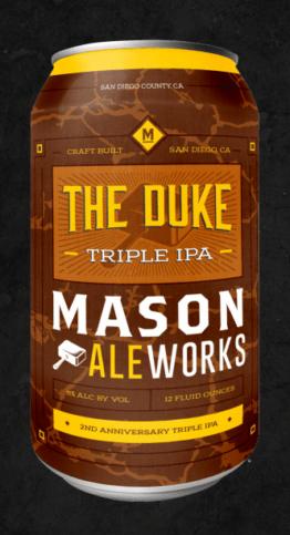 Buy Mason Aleworks The Duke 12oz Can Online